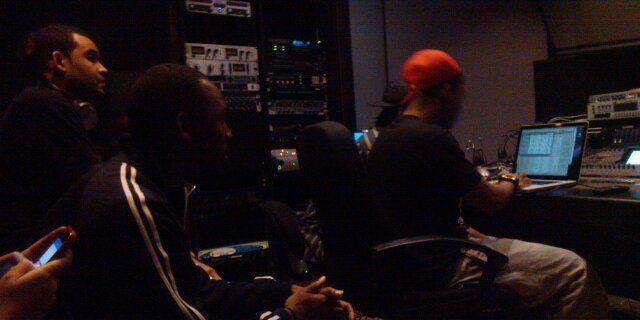 BD In the Studio (Avalon in Bethesda, MD)